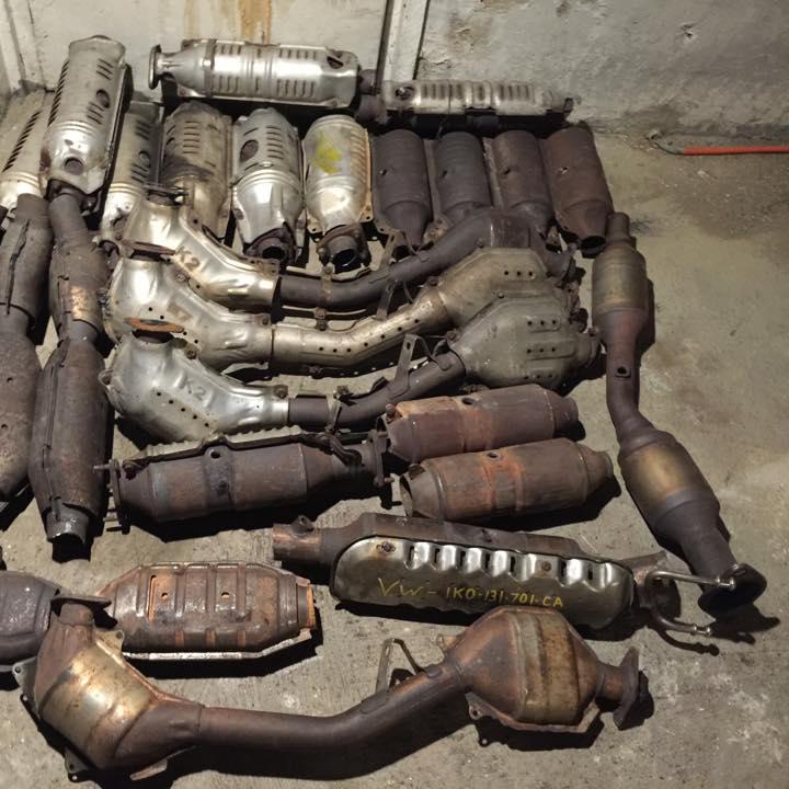 Catalytic Converter Scrap Price >> Catalytic Converters Scrap Bio Premium Kft Hajagos