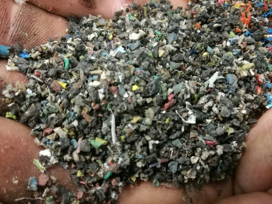 20 MT Mixed Plastic Granules for Sale
