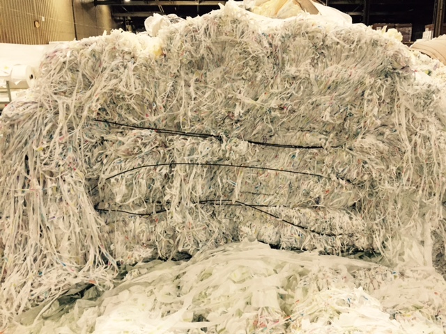 For Sale : 80,000 lbs LDPE Diaper Film