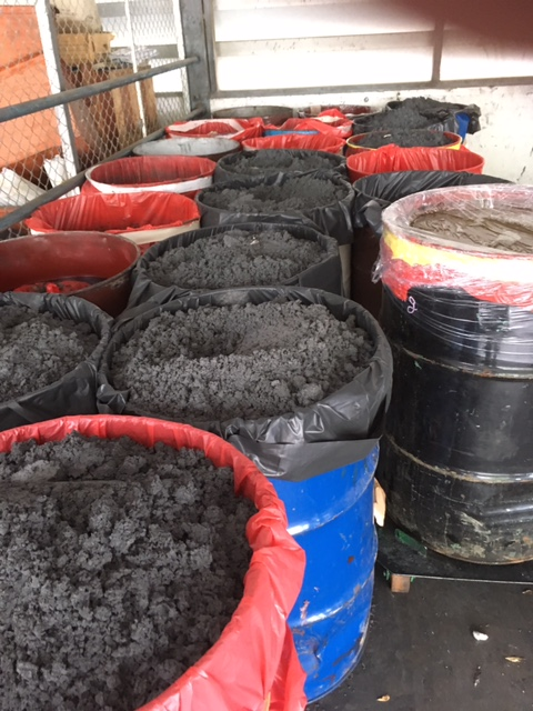 For Sale : Scrap Powder of Special Steel 50MT Per Month