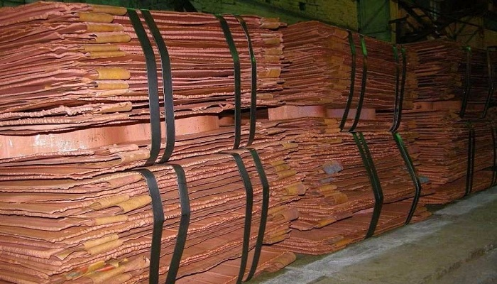 High Quality Copper Cathode Scrap for Sale