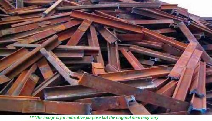 2000MT of Used Rail for Sale