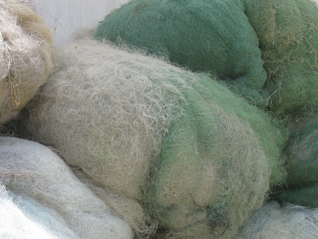 Nylon Fishnet wastes Available For Sale