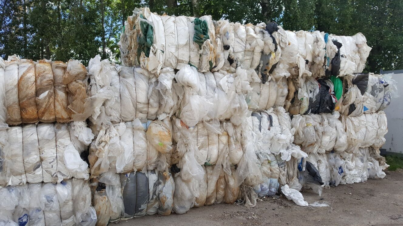Supplying LDPE Film Scrap - 100MT Per Month