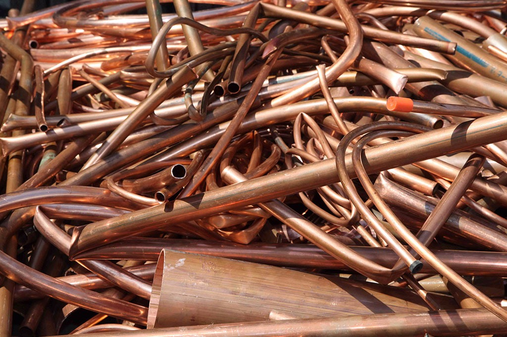 Huge Quantity Copper Millberry Scrap for Sale
