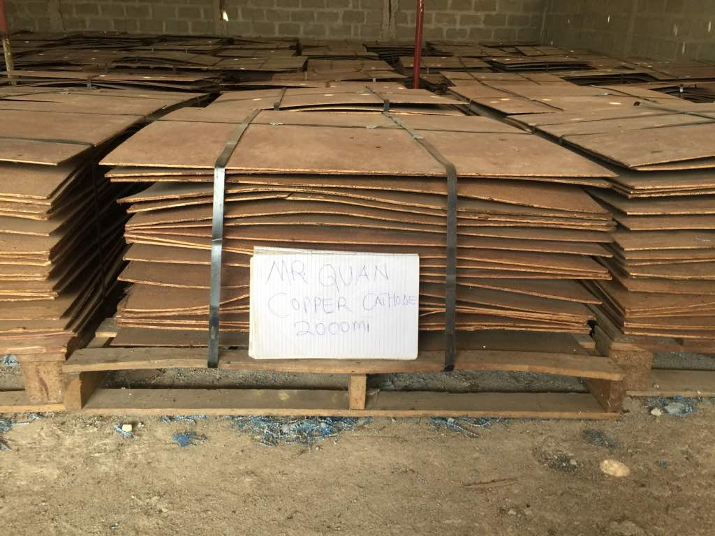 Regular Supply of 10000MT Copper Cathodes 99.99 LME