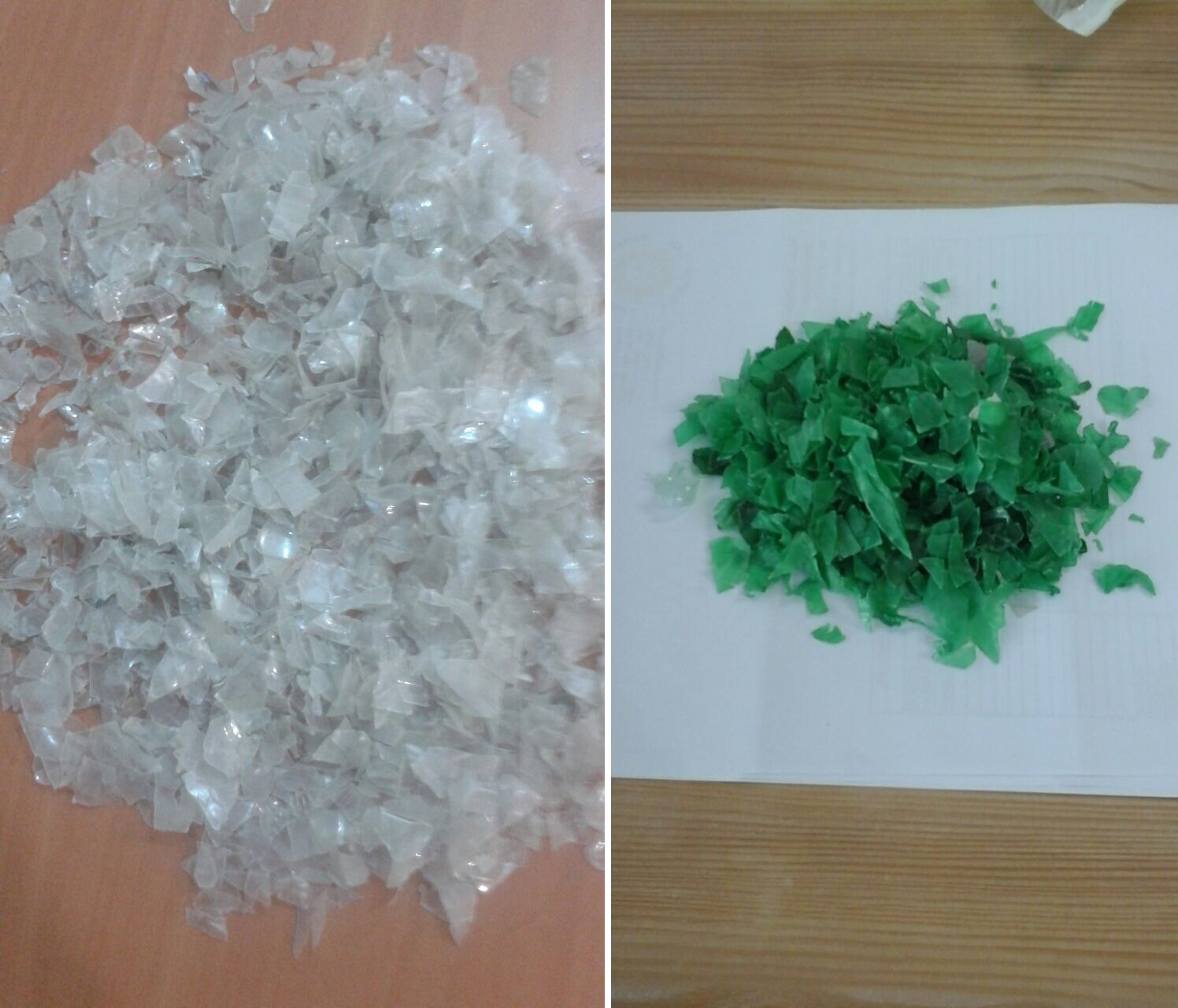 PET Flakes Scrap @Competitive Price: Sale of Hot Washed PET Flakes from Venezuela!!!