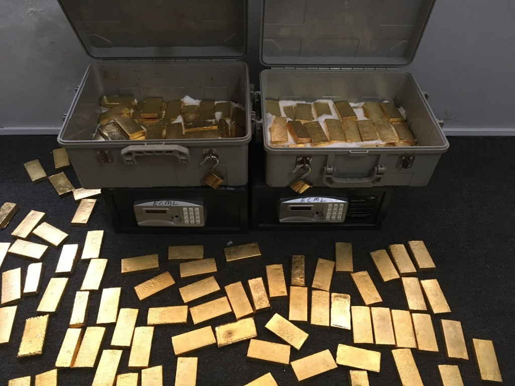 Au Gold Bars Sell