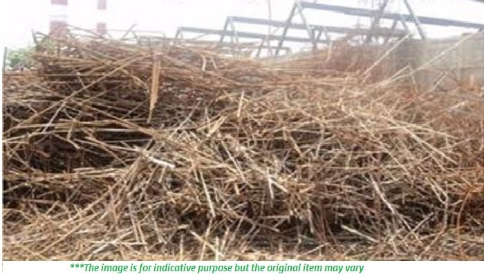 Great Offer: 300MT TMT Bars Scrap for Sale!!!