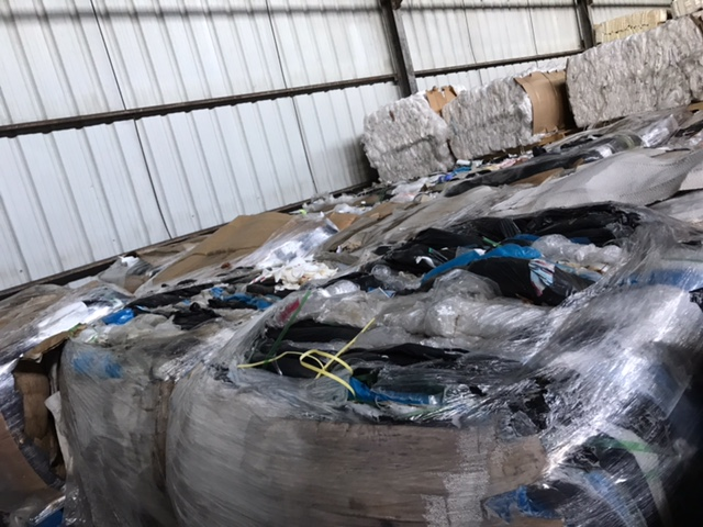 LDPE Offer: RR3218A 80,000 lbs LDPE Mix color Film Scrap for Sale!