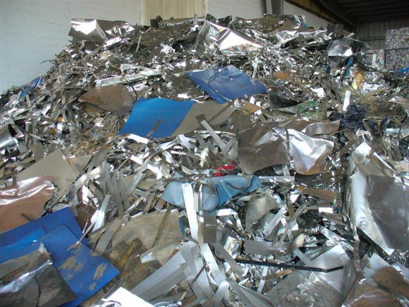 100MT of Tin Scrap for Sale!
