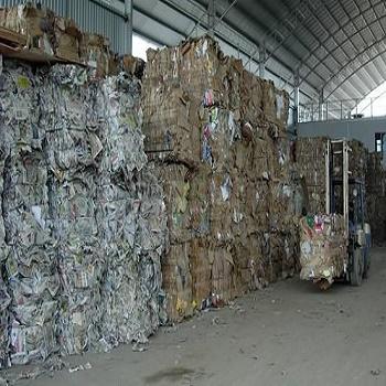 Supplying OCC Waste Paper Scrap - 100% Cardboard, A& T Scrap