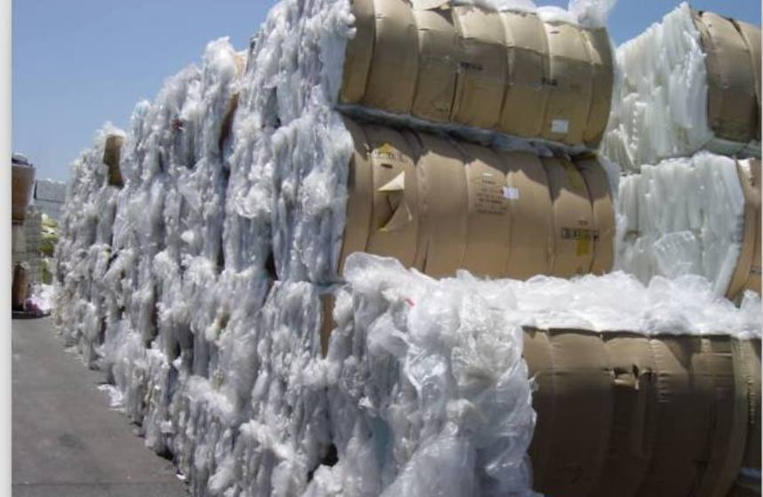 Best Offer: 5000 Tons Clear Plastic LDPE Film Scrap for Sale!