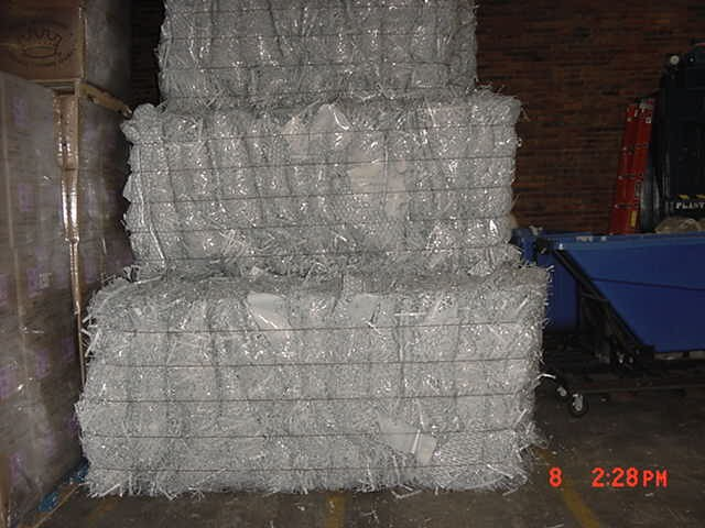 Sizzling Offer: RR3184A 80,000 lbs PS/EVOH/PP Trim Scrap in Bales for Sale!