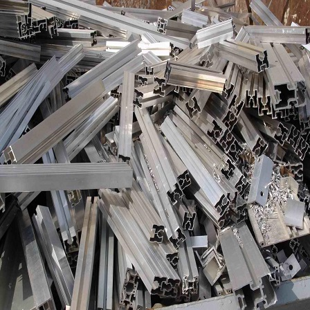 99.9% Quality Aluminum Extrusion Scrap 6063 available
