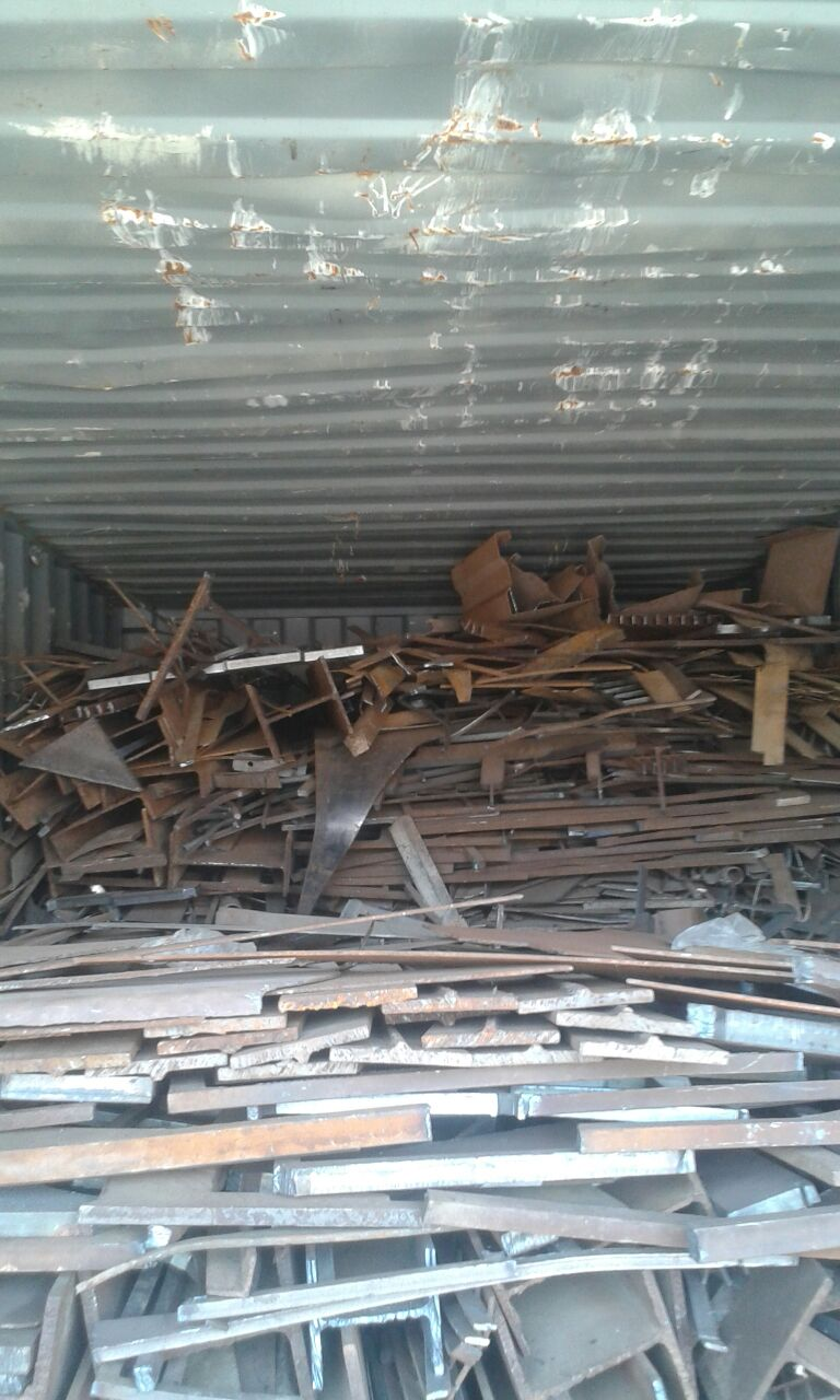 Deal on Metal Scrap: 1000MT of Rebar Cuttings Scrap for Sale!