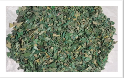 50MT of PP Unwashed I & II Grade Molding Scrap for Sale