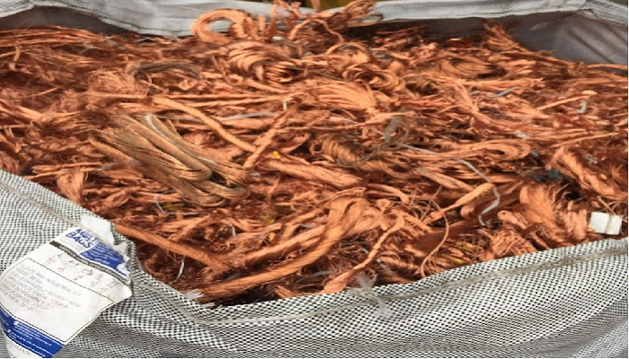 Copper Scrap 70 MT per Month for Sale