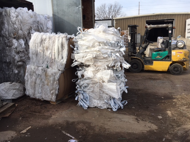 Exporting RR3444A 40,000 lbs PP Super Sacks with no liners