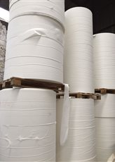 For sale: Paper Pouch Heat Seal Rolls 250MT