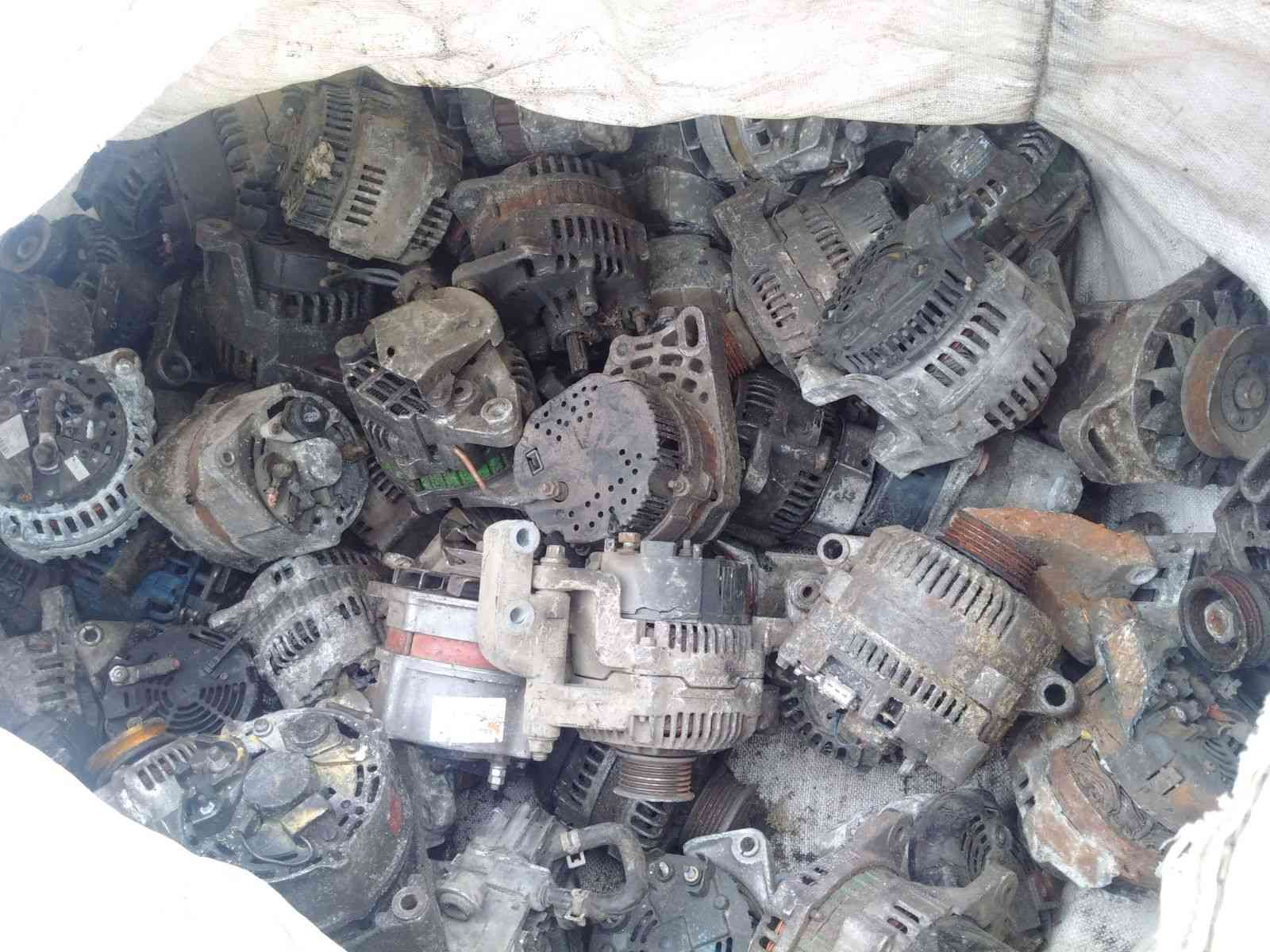 Alternator Scrap for sale: 1 container