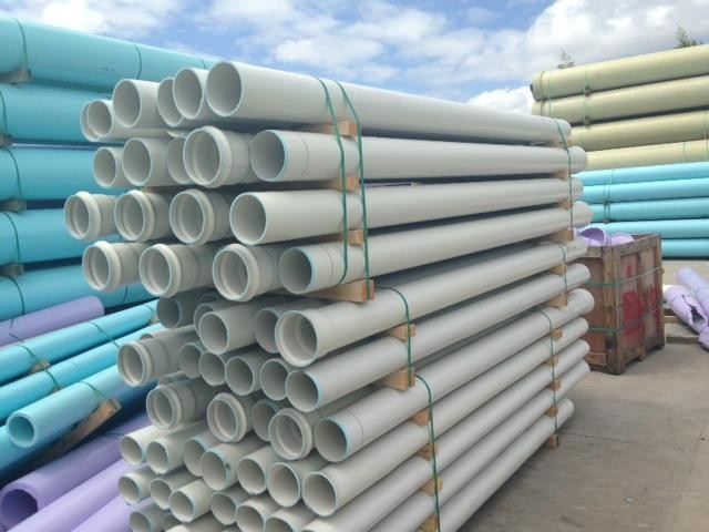 Huge Quantity PVC Pipes for sale