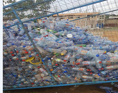 500MT of PET Bottles Scrap on Monthly Basis : Sale