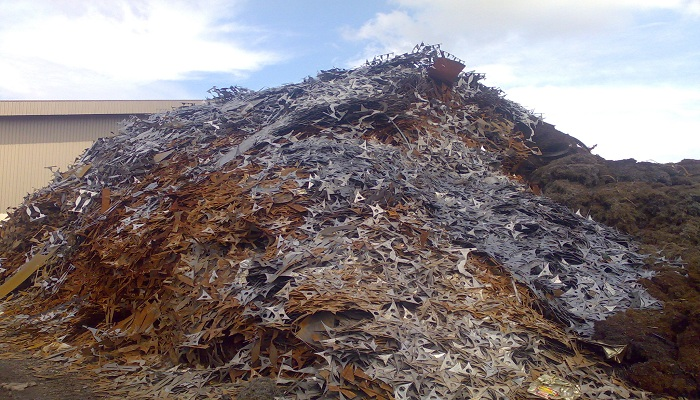 Looking to Supply 5000 MT CR Scrap on Monthly Basis