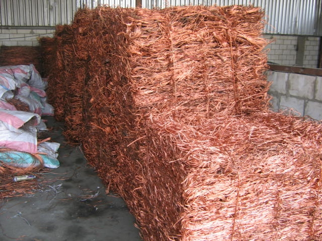 No.2 Copper Birch Wire Scrap and No.2 Copper Cliff Scrap for Sale