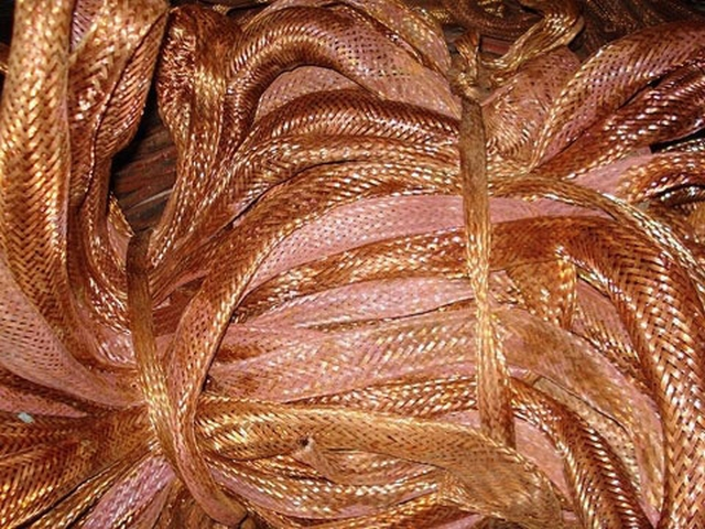 All kinds of Copper Scrap for Sale