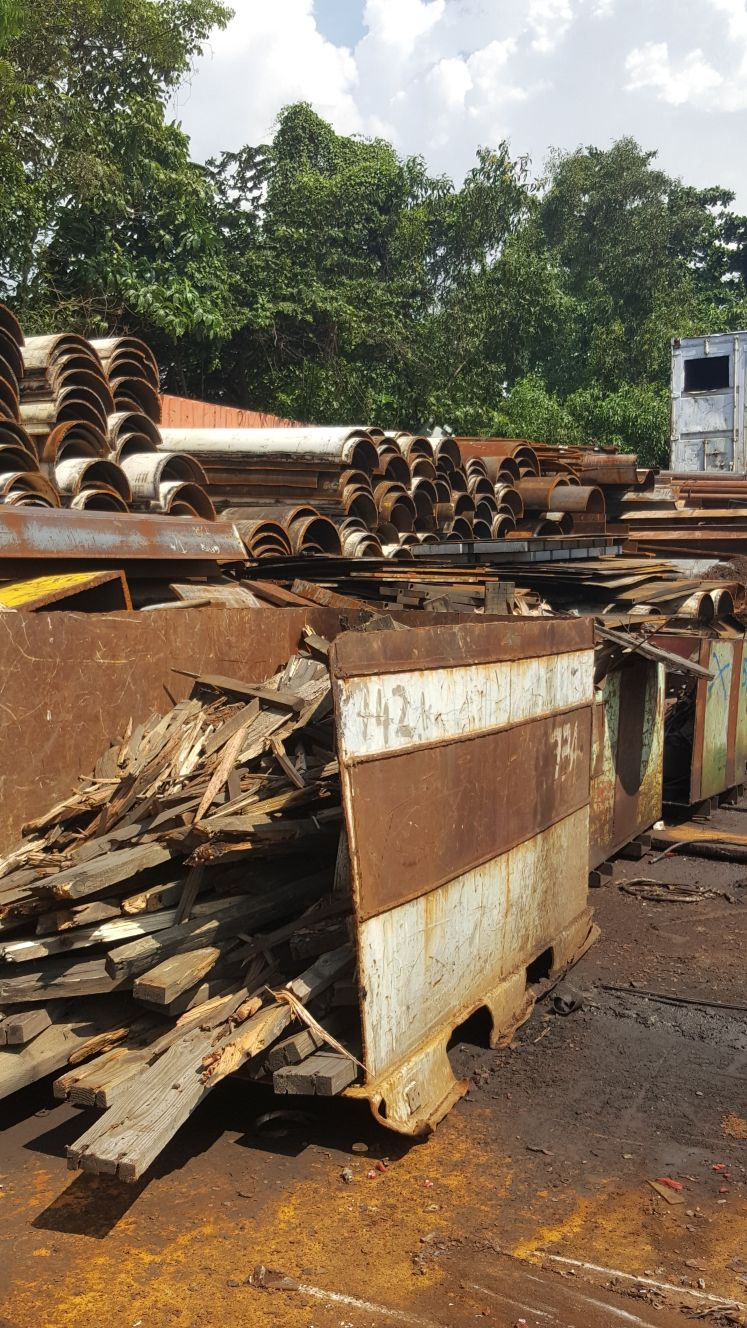 500 MT Re-rolling Scrap Materials for Sale