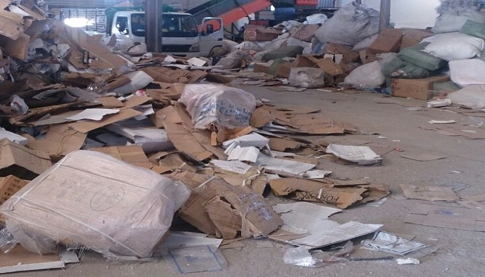 OCC scrap - 600 Tons supply every Month
