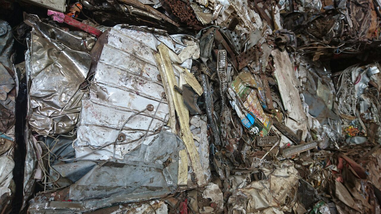 Supplying 5000 MT LMS Bundles Scrap on Monthly Basis