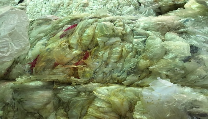 LDPE Scrap 60 MT for sale