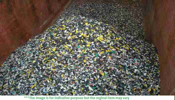 HDPE regrinds for sale : 100 Tons per Month