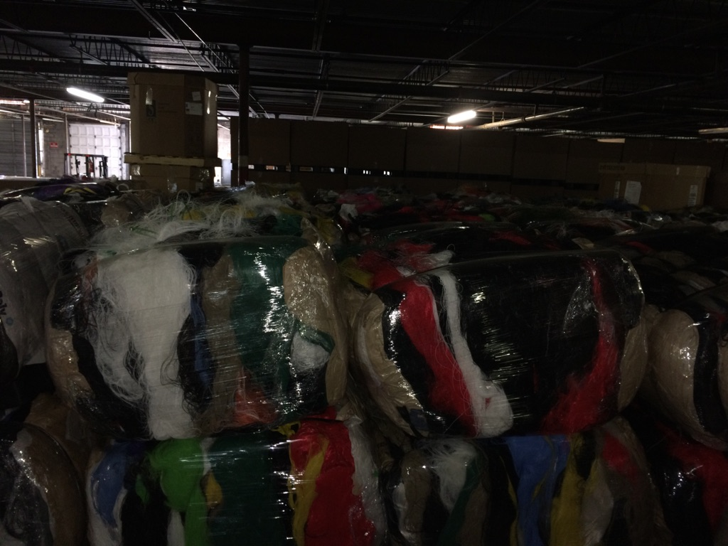Industrial mixed monofilament 180,000 lbs for sale