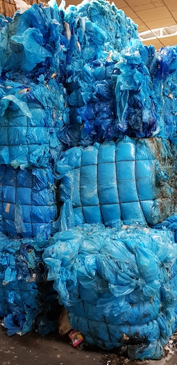 For Sale: LDPE Blue 200MT/Month