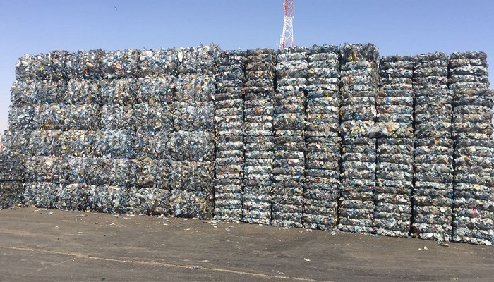PET Bottle Scrap for sale 500MT/Month