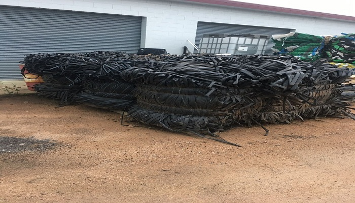 PE Drip Tape for sale 19400kgs/Month