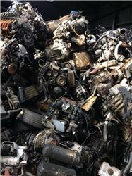50MT Engine and Gearbox Scrap for Sale