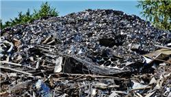 Shredded Steel Scrap 3000 MT/ Month for Sale