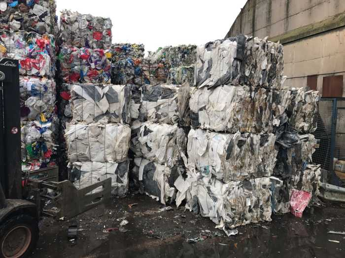 7000 MT of PP Bags Scrap for Sale