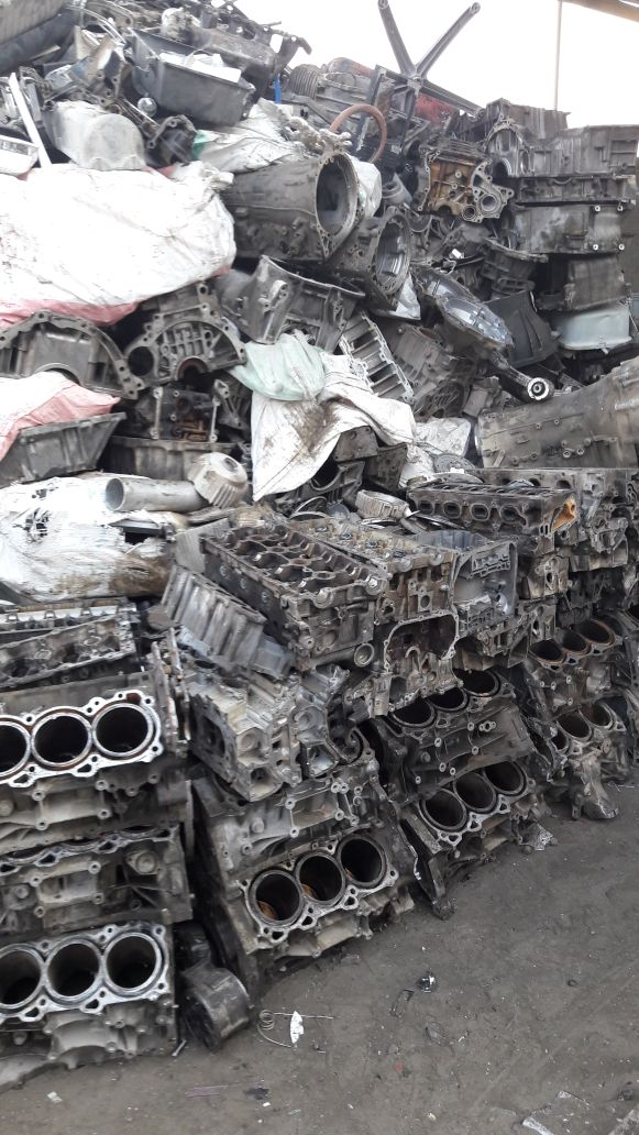 100 MT Aluminum Trump Scrap Available for Sale