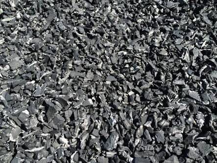 Shredded Tyre Scrap of 100MT for Sale