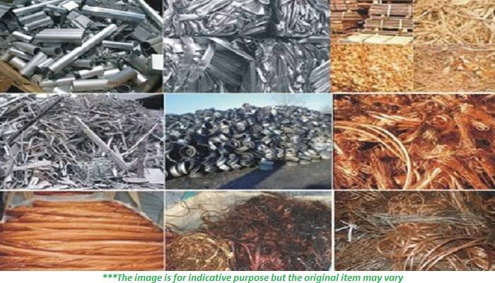 Huge quantity of Non Ferrous Scrap for sale