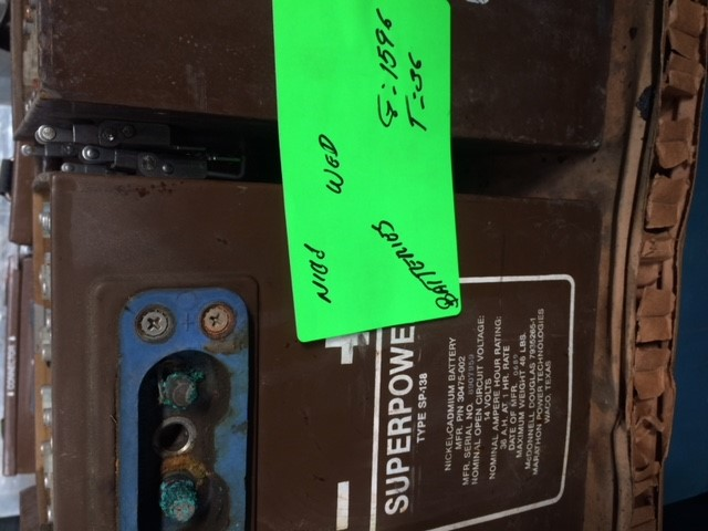 LI NICD NIMH Wet Batteries Scrap 100 MT for Sale