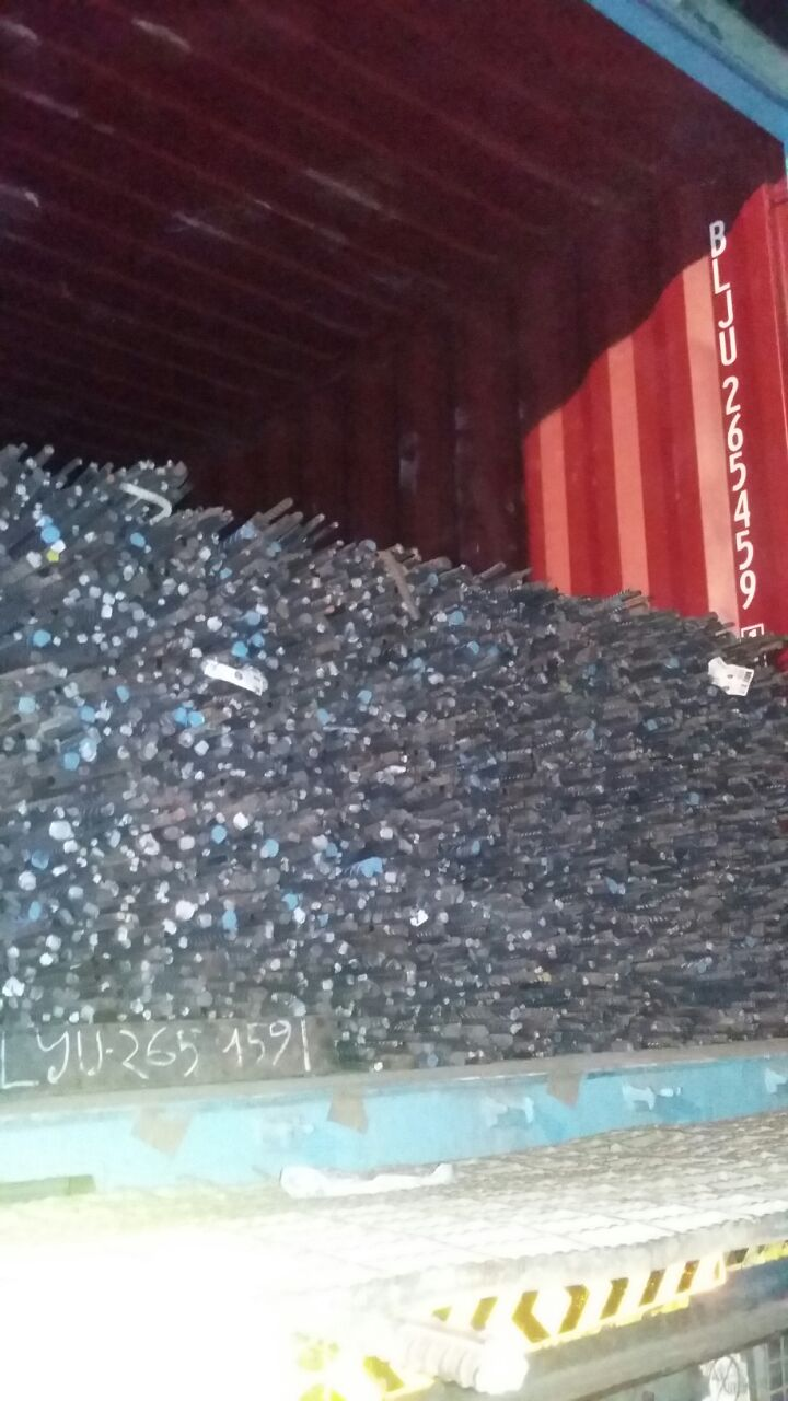 500 MT of HMS 1&2 Scrap is Ready for Shipping
