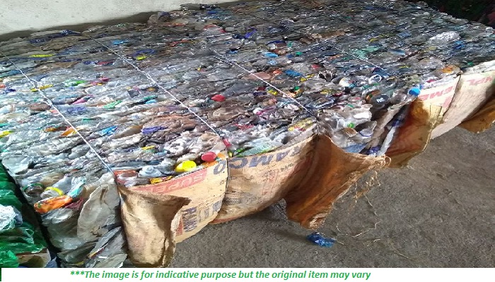 PET Bottle Scrap for Sale in Bales