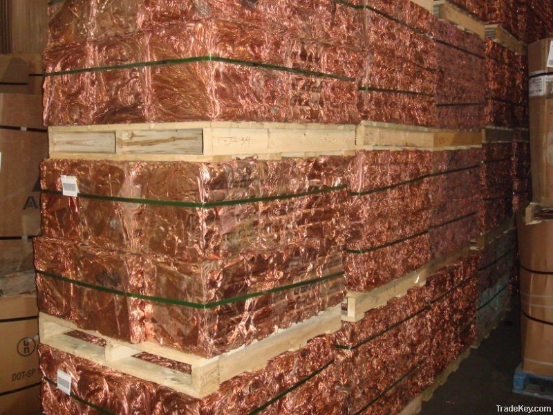 Copper Wire Scrap for sell