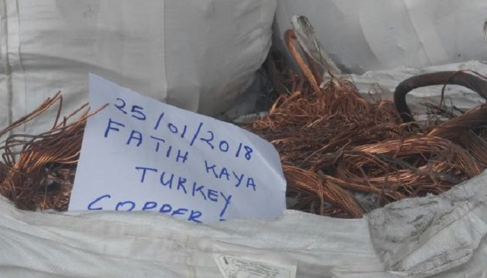 1000MT Insulated Copper Wire Scrap Available for Sale